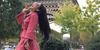 Video Aksi Centil Syahrini 'Maju Mundur Cantik' di Menara Eiffel