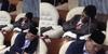 Foto Adian Napitulu Tidur Saat Rapat Paripurna DPR