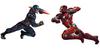 Foto: 11 Character Art Superhero di Captain America: Civil War