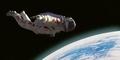 Aksi Gila Felix Baumgartner Terjun Bebas 36.576 meter dari Luar Angkasa Ke Bumi