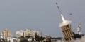 Foto Iron Dome 'Rudal Penangkis Serangan Roket Hamas' Milik Israel