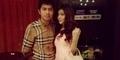 Foto Mesra Ade Govinda dan Model Ananda Gurciani