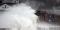 Ganasnya Badai Sandy Menerjang Kawasan Amerika Serikat