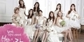 Girls Generation Kenakan Gaun Pengantin di Iklan Ace Bed