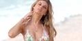 Maryna Linchuk Berpose Bikini untuk Victoria Secret