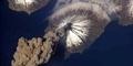 Nasa Rilis Gambar Letusan Gunung Api dari Angkasa