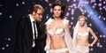 Para Model Seksi Kenakan Lingerie Hot di Milan Fashion Week 2013