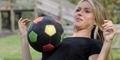 'Tihana Nemcic' Wanita Seksi Pelatih Klub Sepakbola Pria