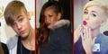 Gaya Rambut Baru Justin Bieber Mirip Wanita