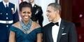 Michelle Obama Dinobatkan Sebagai 'Best Dressed List'