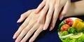 Tips Alami Sehatkan Kuku dengan Gandum & Sayuran