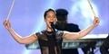 Alicia Keys Pamer Payudara saat Main Drum di Grammy Awards 2013