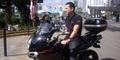 Naik Motor Ducati, Ari Wibowo Tabrak Pejalan Kaki
