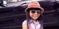 Alifa 'Syahrini Cilik' yang Cetar Membahana