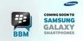 Samsung Luncurkan Iklan BlackBerry Messenger