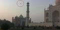 UFO Terekam Melayang Di Atas Taj Mahal