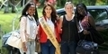 Kedatangan Kontestan Miss World 2013 di Bali