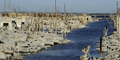 28 Tahun Tenggelam, Kota Hantu Epecuen Argentina Muncul Kembali