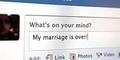 Facebook Bisa Sebabkan Perceraian?