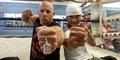 Vin Diesel Belajar Muay Thai dari Tony Jaa di Lokasi Syuting Fast and Furious 7