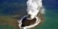 Kemunculan Pulau Baru di Jepang