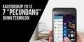 7 Pecundang di Dunia Teknologi Tahun 2013