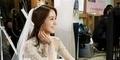 YoonA SNSD Cantik Bak Putri Raja dengan Gaun Pernikahan