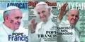 5 Cover Majalah yang Pajang Paus Fransiskus