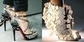 8 High Heels Seram dan Berbahaya Karya Desainer Dunia, Berani Pakai?