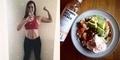 Antonia Eriksson Berbagi Kisah Sembuh dari Anoreksia di Instagram