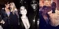 Foto Seksi Agnes Monica dengan Seleb Dunia di Acara Grammy 2014