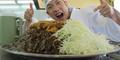 Habiskan Nasi Kari 10 Kg Dapat Hadiah Rp 11 Juta