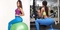 Jen Selter Populer di Instagram Karena Foto Seksi Saat Nge-gym