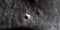 Pesawat Ruang Angkasa Alien Ditemukan di Bulan