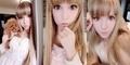 Taylor R, Model Hong Kong Tampil Cantik Seperti Barbie Tanpa Operasi