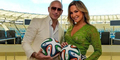 We Are One Pitbull feat Jennifer Lopez, Lagu Resmi Piala Dunia 2014 Brasil
