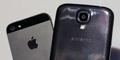Bocoran Rincian Spesifikasi iPhone 6 vs Samsung Galaxy S5