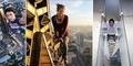 Menantang Maut! Kirill Oreshkin Hobi Foto Ekstrem di Atas Gedung Pencakar Langit
