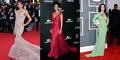 5 Gaun Selebriti di Red Carpet yang Indah dan Seksi