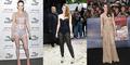 7 Gaun Transparan Kristen Stewart Terseksi