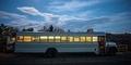 Bus Sekolah Disulap Menjadi Rumah Berjalan