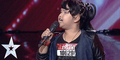 Indonesia's Got Talent : Ariana Nisma Putri, Gadis Buta 8 Tahun Membawakan Lagu Beyonce 'Listen'