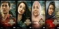 4 Poster Karakter Film Haji Backpacker