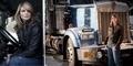 Lisa Kelly, Sopir Truk Tercantik di Dunia