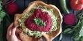 Menu Vegetarian Nan Lezat dari Akun Instagram