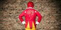 Perubahan Gaya Baru Ronald, Maskot McDonald's