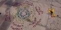 Rekor Ekstrem! 222 Skydiver Terjun dari Langit Arizona