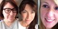 Tips : Berfoto Selfie Tetap Cantik Meski Tanpa Makeup