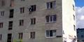 Dramatis, Korban Kebakaran Terjun dari Lantai Empat Apartemennya