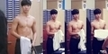 Lee Seung Gi Pamer Perut Six-Pack di You're Surrounded